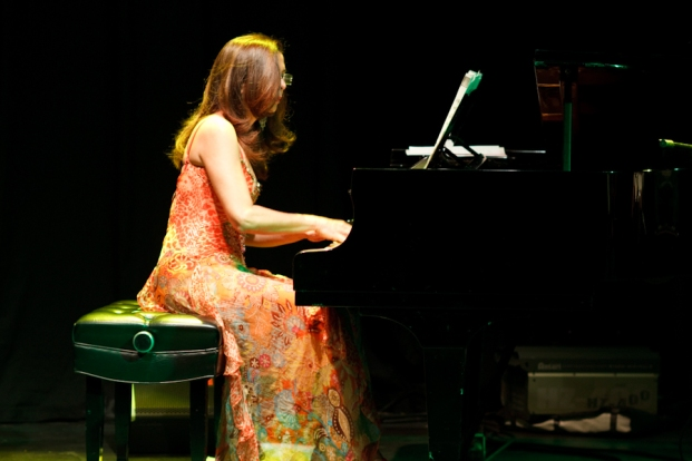 Venezuelan Pianist Clara Rodríguez Performs in Washington
